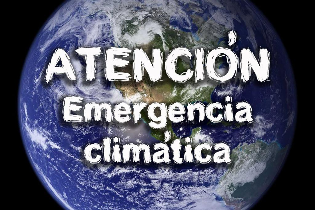 ATTENTION! This is a climate emergency!