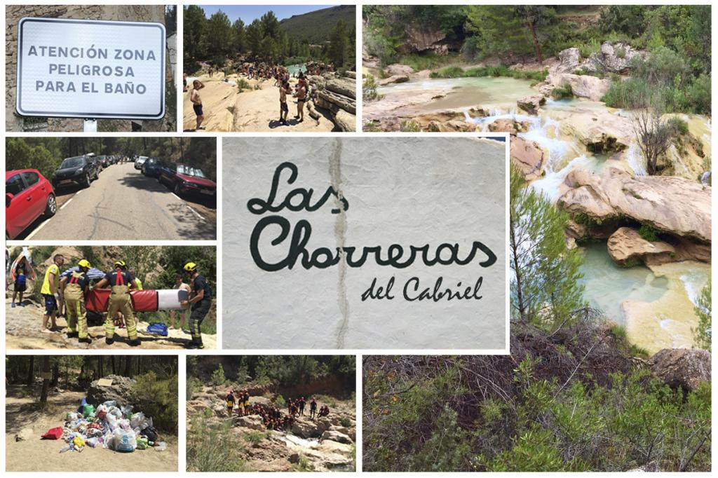 Caring for <i>Las Chorreras</i> of the Cabriel River